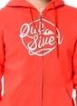 Quiksilver Sweatshirt Kırmızı